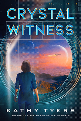 Kathy's third published novel—CRYSTAL WITNESS, originally released by Bantam Books in 1989—is returning with a gorgeous new cover in June 2020!